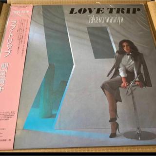間宮貴子 LOVE TRIP 2nd PRESS(ポップス/ロック(邦楽))