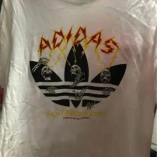 アディダス(adidas)の新品未使用 adidas 半袖シャツ(Tシャツ/カットソー(半袖/袖なし))