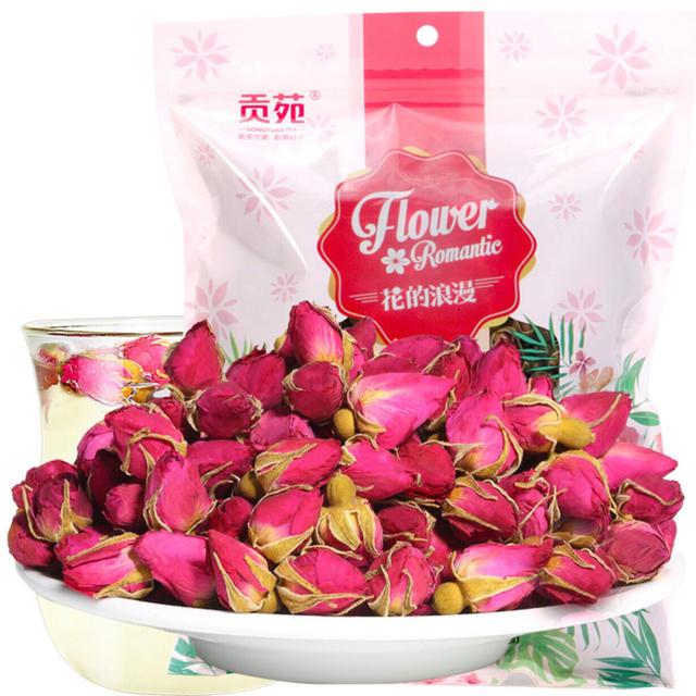 【花茶】玫瑰花茶(バラ茶) 18g/袋 食品/飲料/酒の飲料(茶)の商品写真