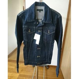 ユニクロ(UNIQLO)のユニクロ デニムジャケット ブルー Mサイズ(Gジャン/デニムジャケット)