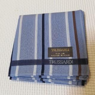 Trussardi - TRUSSARDI トラサルディ ハンカチ