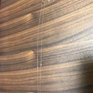NOJESS - 10K ノジェス ピンクゴールド ネックレス 50cm