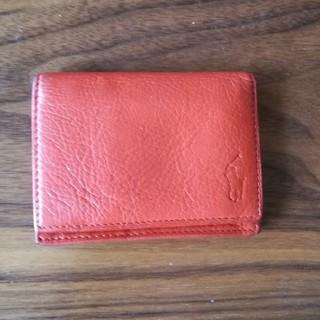 ラルフローレン(Ralph Lauren)のラルフローレンレザーカードケース☆(財布)
