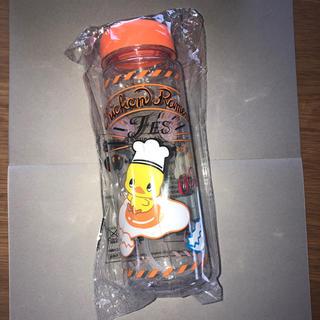 ニッシンショクヒン(日清食品)のチキンラーメン オリジナルクリアボトル500ml/非売品(タンブラー)