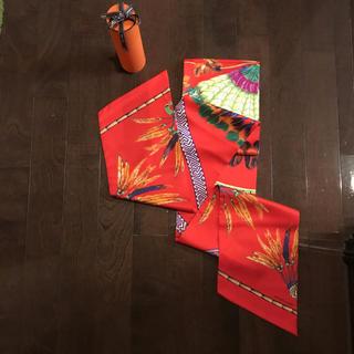 エルメス(Hermes)のHERMES マキシツイリー ブラジル 希少廃盤品 220センチ極美品(バンダナ/スカーフ)