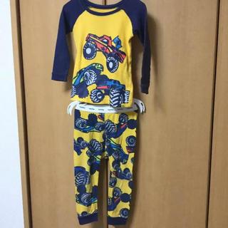 ベビーギャップ(babyGAP)のbaby gap ベビー ギャップ パジャマ 長袖 Tシャツ パンツ(パジャマ)