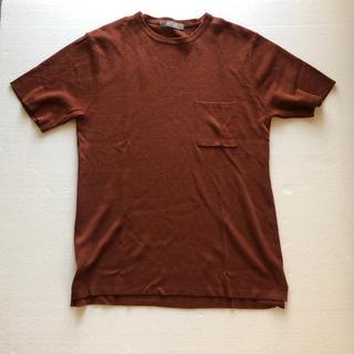 ナノユニバース(nano・universe)のナノユニバース メンズ ニットTシャツ(ニット/セーター)