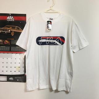 フィラ(FILA)の激レア 新品 FILA BIELLA ITALIA Tシャツ 90s   (Tシャツ/カットソー(半袖/袖なし))