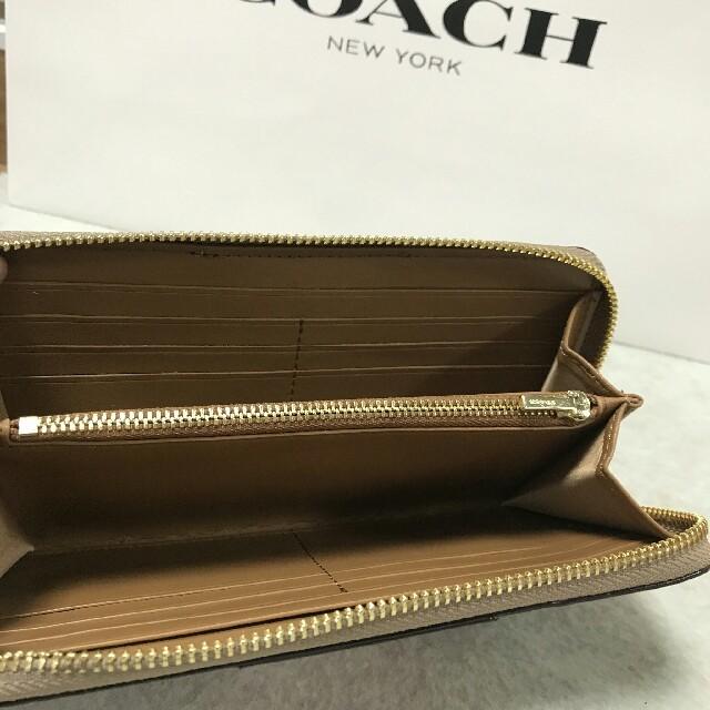 COACH(コーチ)のCOACH コーチ 長財布 新品 男女兼用 31546 レディースのファッション小物(財布)の商品写真