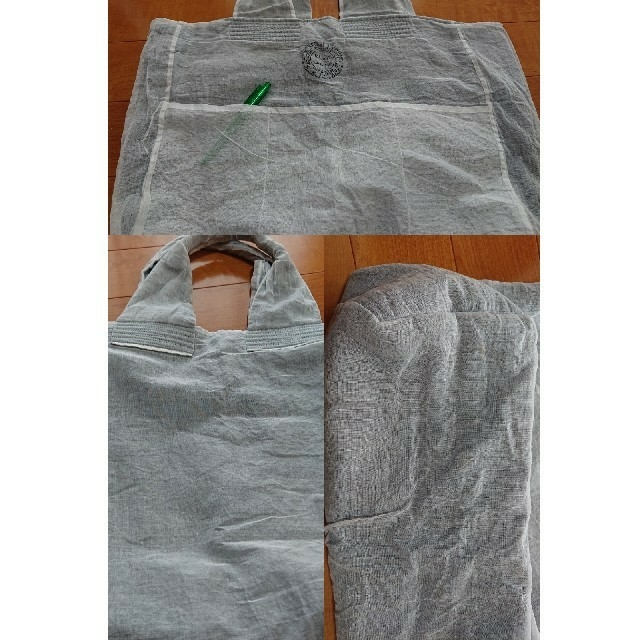 TOMORROWLAND(トゥモローランド)のTOMORROWLANDリバーシブルトートバッグ レディースのバッグ(トートバッグ)の商品写真