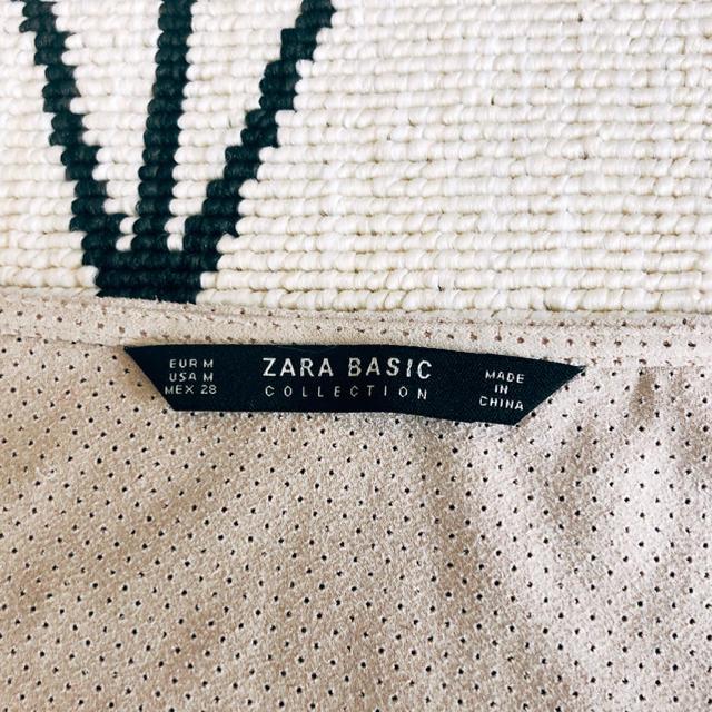 ZARA(ザラ)のZARA 大きめワンピース レディースのワンピース(ミニワンピース)の商品写真