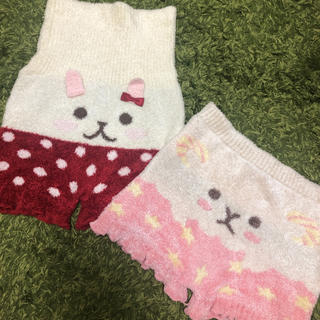 4ea232b964f27 チュチュアンナ(tutuanna)の❁ Knit pants ❁(アンダーシャツ 防寒インナー