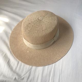 Simplicite - シンプリシテェ  麦わら帽子