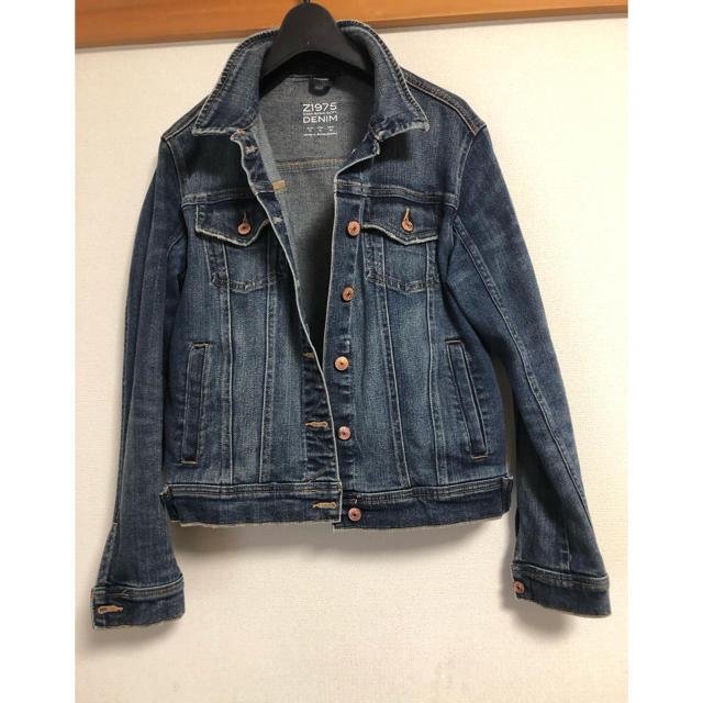 ZARA(ザラ)のZARA デニムジャケット Gジャン ザラ レディースのジャケット/アウター(Gジャン/デニムジャケット)の商品写真