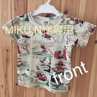 エフオーキッズ(F.O.KIDS)のTシャツ ピーターパン(100cm)(Tシャツ/カットソー)