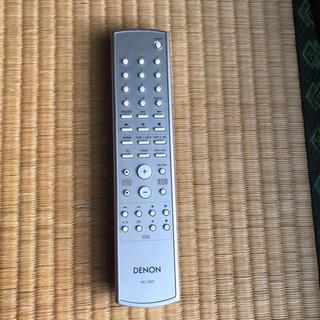 デノン(DENON)のリモコン DENON RC-1022(その他)
