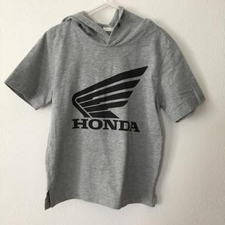 ジーユー(GU)のホンダ パーカーTシャツ(Tシャツ/カットソー)