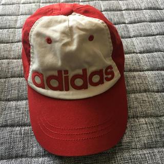 アディダス(adidas)のadidas キッズ キャップ(帽子)