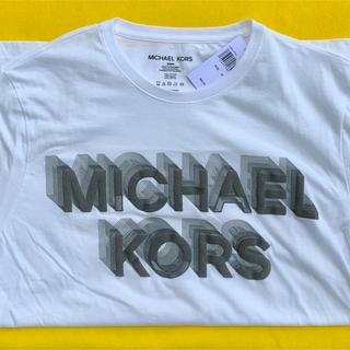 マイケルコース(Michael Kors)の【新品】【即発】 Michael Kors USA  サイズM(USA)(Tシャツ/カットソー(半袖/袖なし))