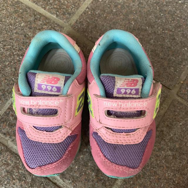 New Balance(ニューバランス)のニューバランス12㎝ キッズ/ベビー/マタニティのベビー靴/シューズ(~14cm)(スニーカー)の商品写真