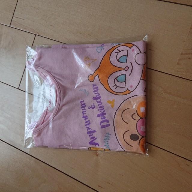 アンパンマン(アンパンマン)の美品  アンパンマン  Tシャツ キッズ/ベビー/マタニティのキッズ服 女の子用(90cm~)(Tシャツ/カットソー)の商品写真