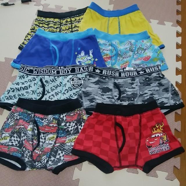 kidsボクサーパンツ キッズ/ベビー/マタニティのキッズ服 男の子用(90cm~)(下着)の商品写真