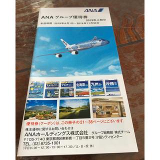 エーエヌエー(ゼンニッポンクウユ)(ANA(全日本空輸))のANA 優待 冊子(航空券)
