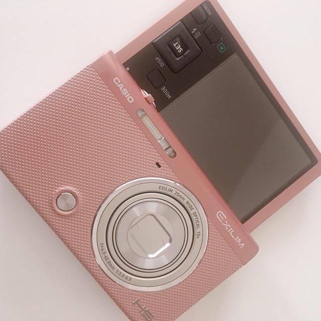 CASIO(カシオ)のCASIO デジカメ スマホ/家電/カメラのカメラ(コンパクトデジタルカメラ)の商品写真