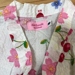 mikihouse - ミキハウス70〜80浴衣 甚平 ロンパース