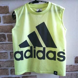 アディダス(adidas)のadidas(Tシャツ/カットソー)