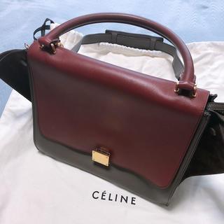 f3e8278a6f0a セリーヌ トラペーズ(ブラウン/茶色系)の通販 25点 | celineを買うなら ...