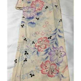 ツモリチサト(TSUMORI CHISATO)のツモリチサト 浴衣 花柄(浴衣)