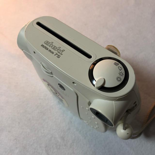 富士フイルム(フジフイルム)の富士フイルム instax mini7S チェキ  スマホ/家電/カメラのカメラ(フィルムカメラ)の商品写真