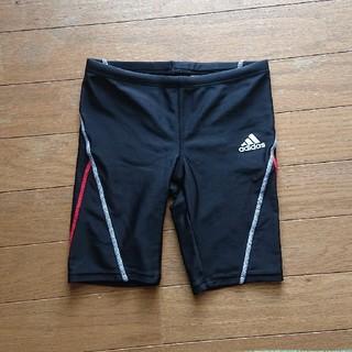 アディダス(adidas)のアディダス 男児 水着 130 黒(水着)