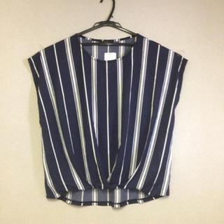 シマムラ(しまむら)の新品未使用 タグ付 L 半袖カットソー(カットソー(半袖/袖なし))