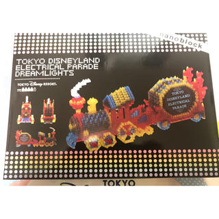 Disney - 東京ディズニーリゾート限定♡エレクトリカルパレード ナノブロック