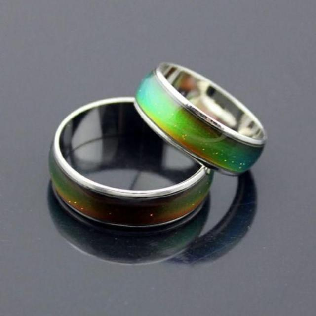 ムードリング レディースのアクセサリー(リング(指輪))の商品写真