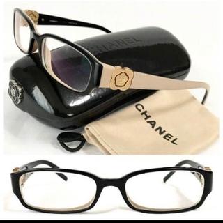 40ba7704ae9f シャネル(CHANEL)のCHANEL シャネル メガネ (サングラス/メガネ)
