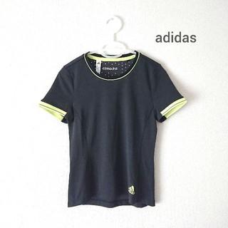 アディダス(adidas)の【未使用品】adidas・レディーススポーツTシャツ(ウェア)