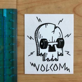 volcom - volcom ステッカー