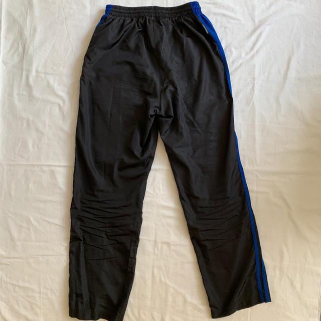 adidas(アディダス)のadidas アディダス ウインドブレーカー 下 キッズ/ベビー/マタニティのキッズ服 男の子用(90cm~)(パンツ/スパッツ)の商品写真