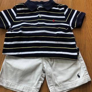 ラルフローレン(Ralph Lauren)のラルフローレン ポロシャツ ハーフパンツ(ドレス/フォーマル)