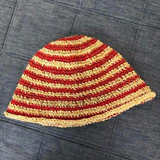 ジャーナルスタンダード(JOURNAL STANDARD)の麦わら帽子(麦わら帽子/ストローハット)