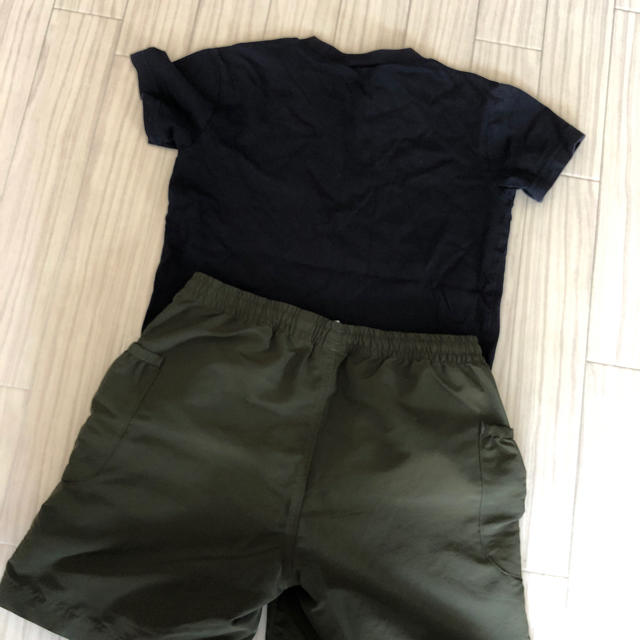 adidas(アディダス)のアディダス★アディガール★Tシャツ、ハーフパンツセット キッズ/ベビー/マタニティのキッズ服 女の子用(90cm~)(Tシャツ/カットソー)の商品写真