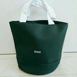 ビーエムダブリュー(BMW)のBMW トート オリジナル レザー ノベルティ(トートバッグ)