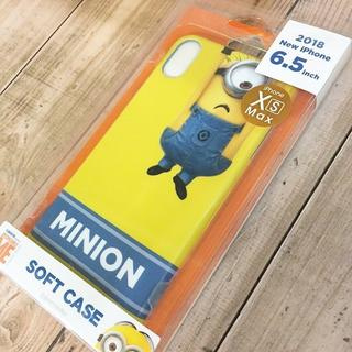 ミニオン(ミニオン)のミニオンズ iPhoneXsMax スマホケース MINI118A(iPhoneケース)