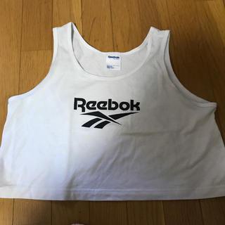 リーボック(Reebok)のReebok ショート丈 タンクトップ(タンクトップ)