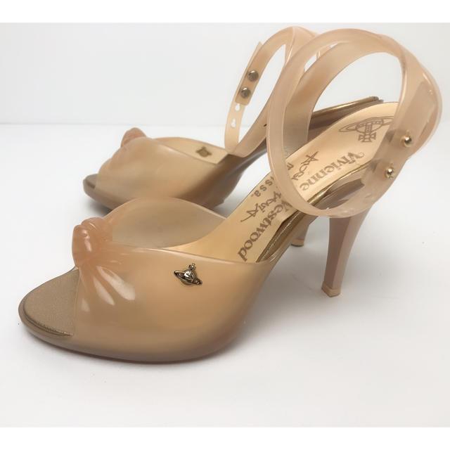 Vivienne Westwood(ヴィヴィアンウエストウッド)のX025 ヴィヴィアン ウエストウッド サンダル レディース 23.5cm レディースの靴/シューズ(サンダル)の商品写真
