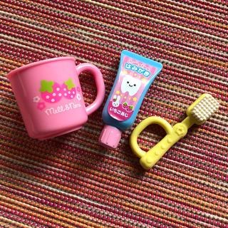 PILOT - メルちゃん 歯磨きセット