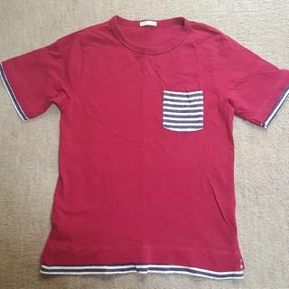 ジーユー(GU)のGU 140 Tシャツ (Tシャツ/カットソー)